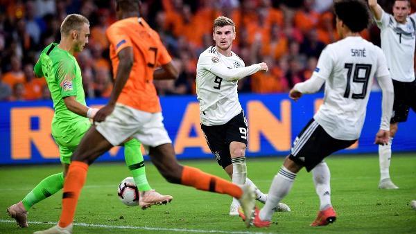 Голландия - Германия, 24.03.2019